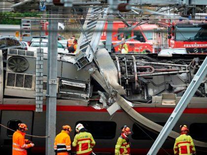 Italian Train Derails in Switzerland, Seven Injured