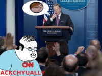 CNN Fact Checks Sean Spicer Joke About Salad Dressing