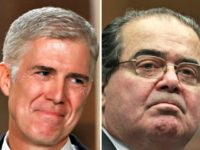 Justices Gorsuch and Scalia