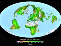 Greening of the Planet Study