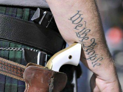 Gun Owner Tatoo Eric GayAP