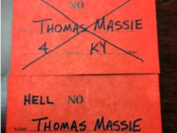 Rep. Thomas Massie: Changing Vote on AHCA from 'No' to 'Hell No'