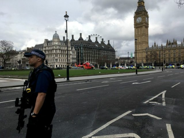 London Parliament Attack