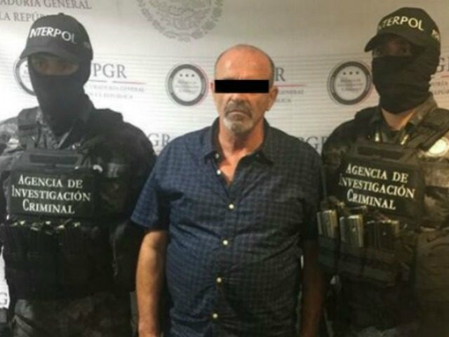 Italian mobster caught in Mexico