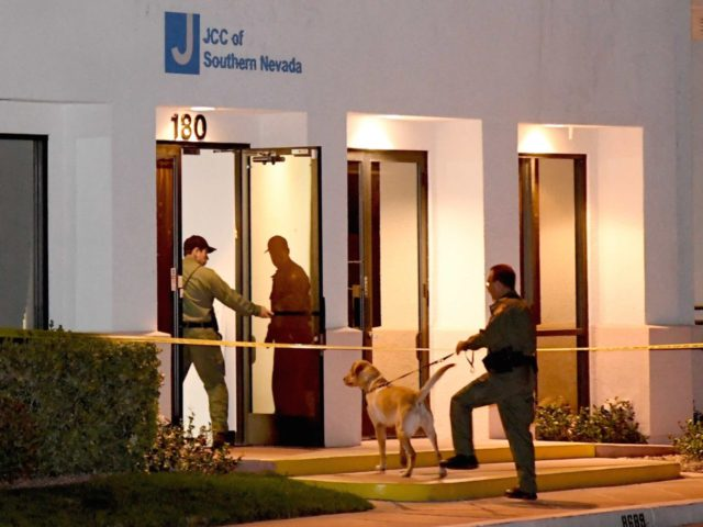 JCC antisemitic bomb hoax hate crime threat (Ethan Miller / Getty)