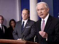 AG Sessions: Sanctuary Cities That Fail to Comply with Immigration Laws Risk Losing Federal Dollars