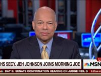 Fmr DHS Sec Jeh Johnson: Trump 'Has the Potential to Be a Great President'