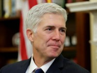 Neil Gorsuch: Bill of Rights Added Because Founding Fathers Were 'Jealous of Their Liberties'