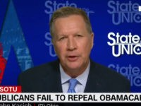 Kasich: Extreme Republicans, Democrats 'Ought to Be Marginalized'