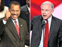 Ken Blackwell and Jeff Sessions AP
