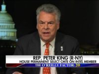 GOP Rep Peter King: 99.5 Percent Accurate to Say Obama Admin Surveilled Trump Transition