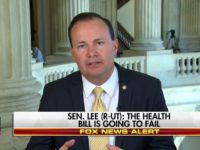 Mike Lee: Health Care Bill 'Is Going to Fail'