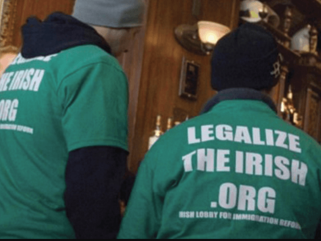 Legalize the Irish