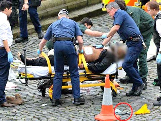London Terrorist Stefan RousseauPA via AP