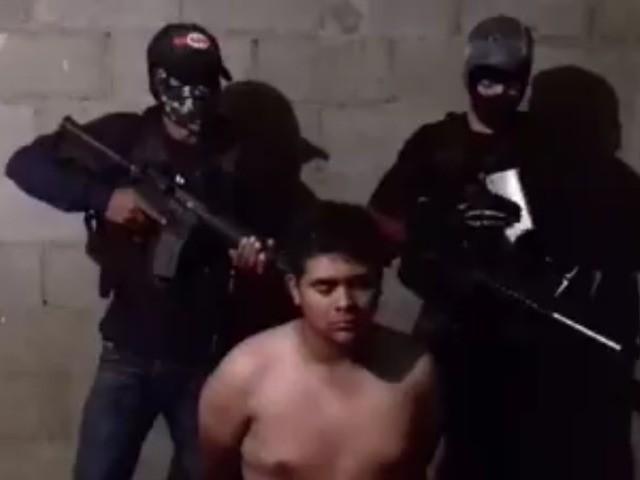 Los Zetas beheading 2