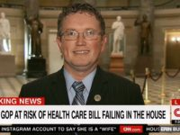 GOP Rep Massie on AHCA: 'We're Afraid' Trump's 'A One-Term President If This Passes'