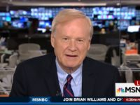 Matthews: GOP Should Think of Possibility Ford Does Interview Right Before Election