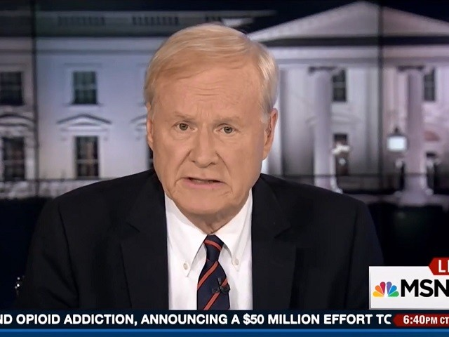 Matthews: Trump Has Committed 'Impeachable Crimes'