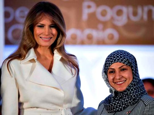 Melania Trump: 'Era of Allowing Brutality Against Women and Children Is Over'