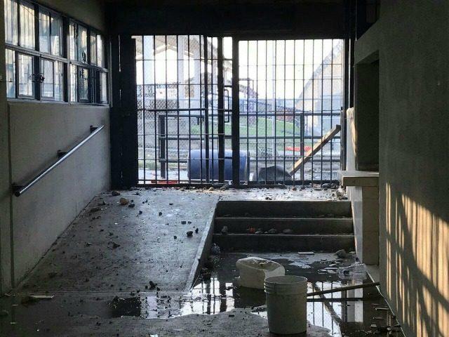 Mexican Prison riot