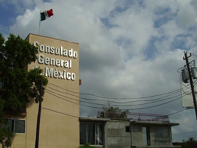 Mexican consulate in Houston