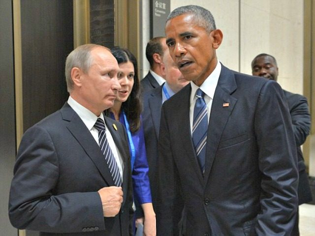 Obama-Putin AFP