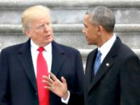 Obama, Trump-Robb CarrAP