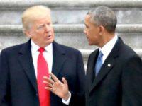 Obama, Trump-Robb CarrAP