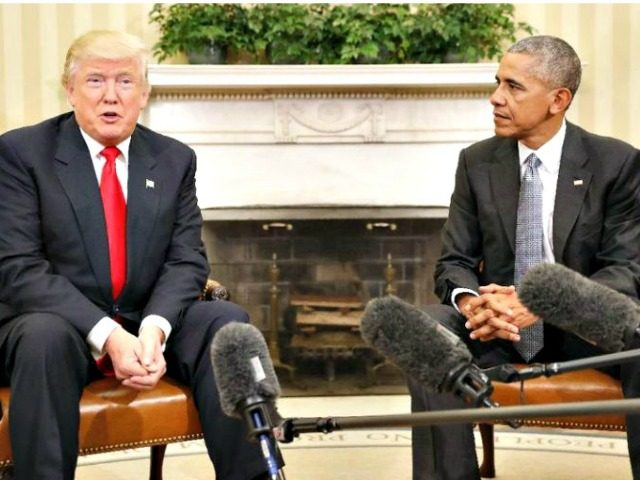 Obama, Tump Pablo Martinez Monsivais