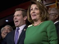Pelosi health care surprise (Andrew Harnik / Associated Press)