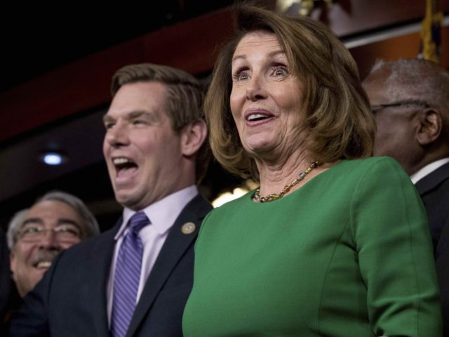 Pelosi health care surprise (Andrew Harnik / Associated Press)