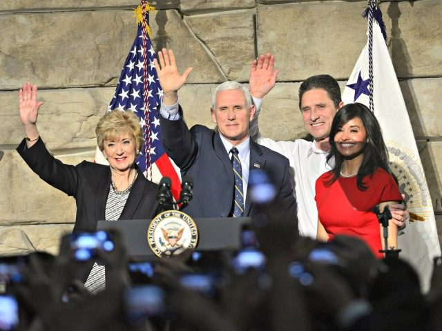 Pence W. Virginia- Justin RogersCharleston Gazette-Mail via AP