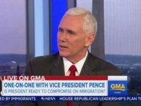 Pence on Mexico Paying for the Border Wall: 'Well, They Are'