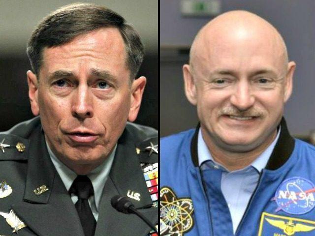 Petraeus and Kelly