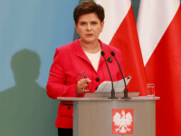 Polish Prime Minister: 'Impossible Not to Connect Terrorism with Migration Policy'
