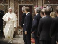 Pope Francis Tells EU Leaders: Populism Is 'Egotism'