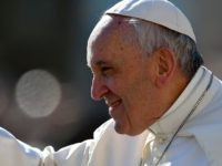 Pope Francis Calls for 'World Without Nuclear Weapons'