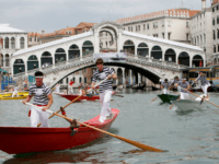 Italy Foils Islamist Terror Plot to Blow up Rialto Bridge in Venice