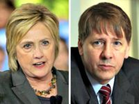 Richard Cordray, Hillary