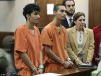 Rivera - Alvarez-Flores in Court -- AP Photo