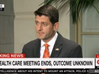 Ryan: 'Tomorrow, We're Proceeding' on American Health Care Act