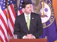 Paul Ryan: 'We're Going to Be Living with Obamacare for the Foreseeable Future'