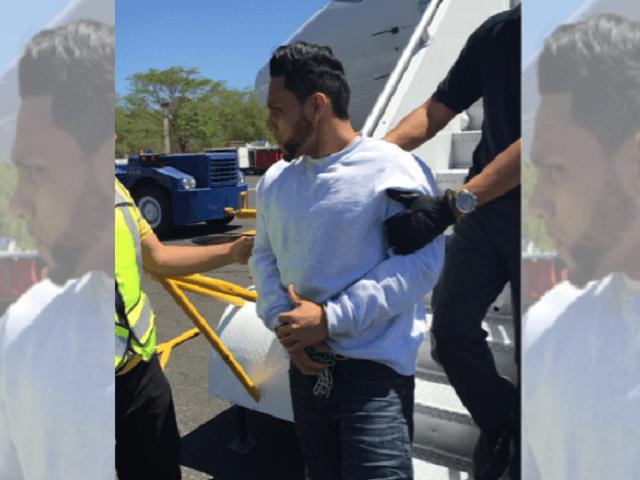 Salvadoran Fugitive Deported