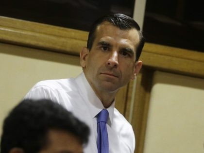 San Jose Mayor Sam Liccardo (Gregorio Borgia / Associated Press)