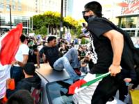 San Jose Riot AFP
