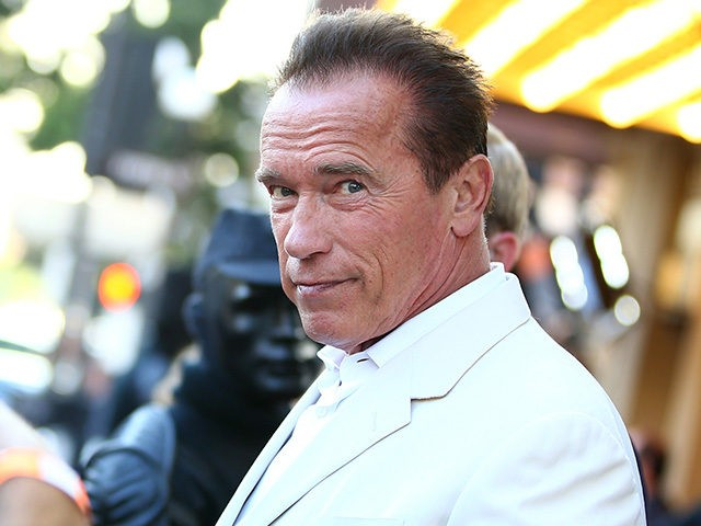 Arnold Schwarzenegger Says Donald Trump Is 'In Love With Me'