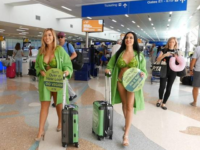 PETA Deploys Bikini-Clad 'Lettuce Ladies' to Turn Impoverished Cuba Vegan