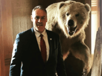 Exclusive: Secretary Ryan Zinke Ready to Restore Trust in the Interior Department