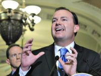Sen. Mike Lee-AP