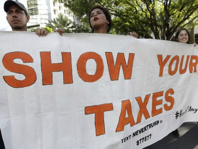 Show Your Taxes Banner AP